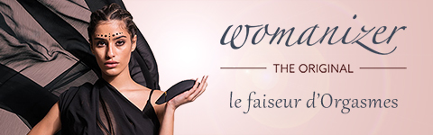 Womanizer, generateur d'Orgasmes